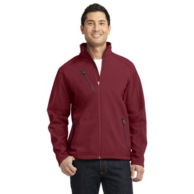 Port Authority® Welded Soft Shell Jacket