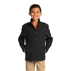 Port Authority� Youth Core Soft Shell Jacket