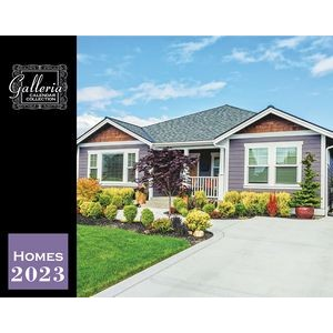 Galleria Wall Calendar 2020 Homes (Low Price )