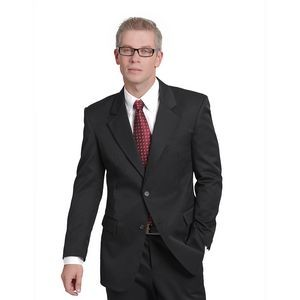 Men's Optiweave Polywool Stretch Blazer