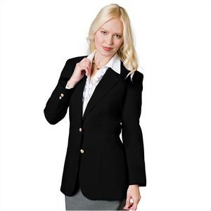 Ladies UltraLux Polyester Blazer
