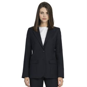 Ladies Optiweave Polywool Stretch Blazer