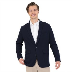 Men's Devin Unlined Knit Blazer