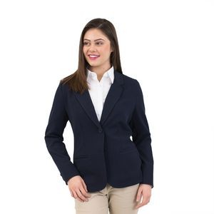 Women's Devin Unlined Knit Blazer